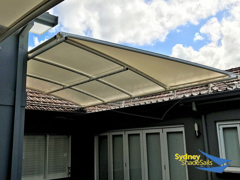 Shadex Arched Canopy Shade Sails